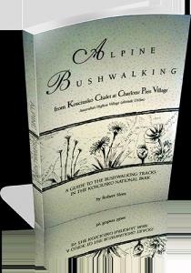 Alpine bushwalking Robert Sloss