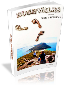 bushwalks around port stephens